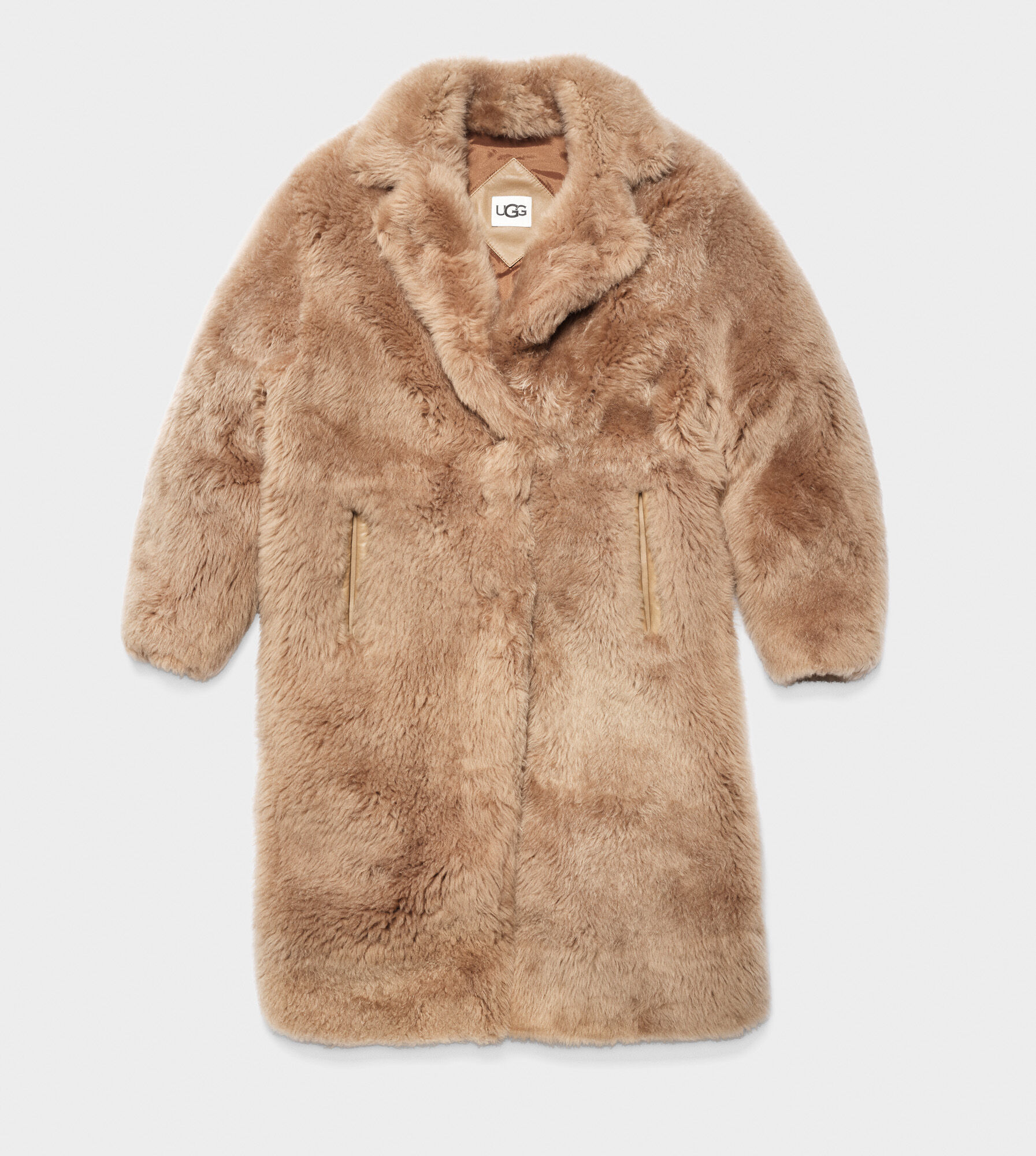 Esme Long Shearling Coat - Ugg (US)