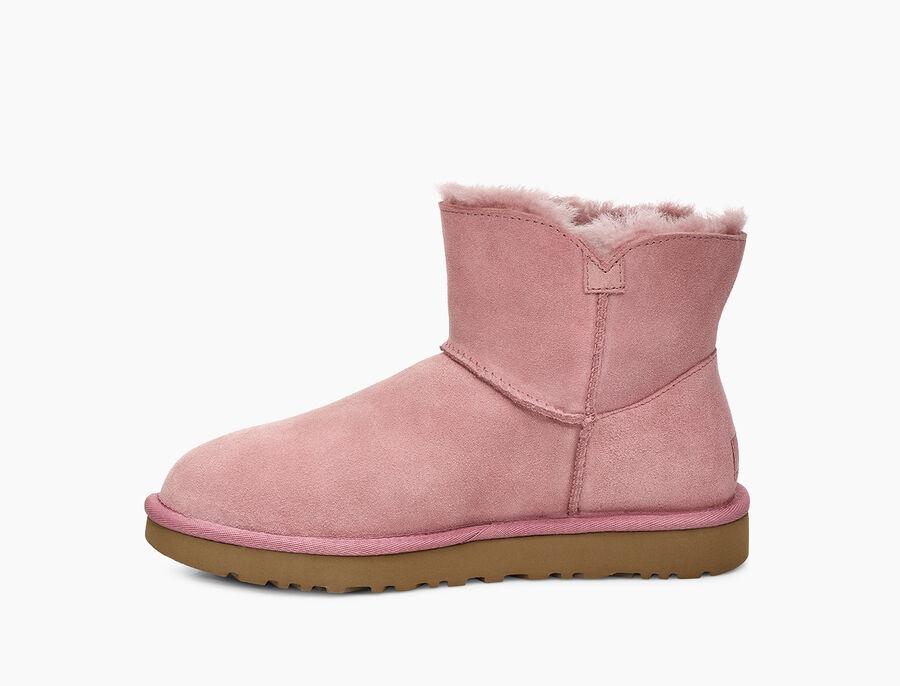 Mini Bailey Fluff Buckle Boot  - Image 3 of 6