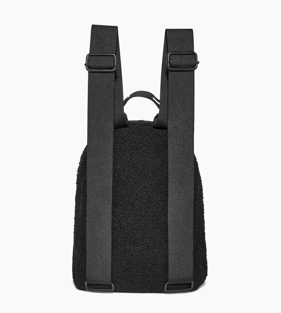 Dannie Mini Backpack Faux Fur - Image 3 of 5