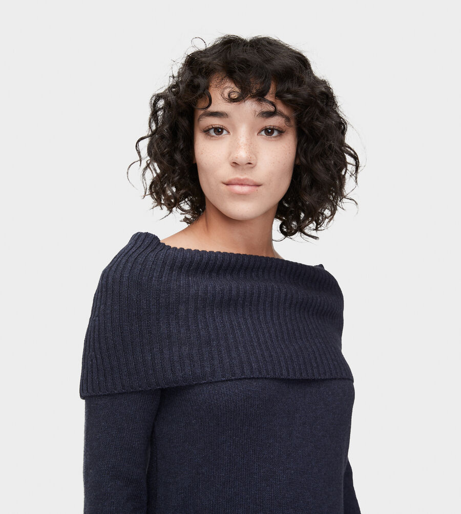 Rhodyn Off-the-Shoulder Sweater - Image 5 of 5
