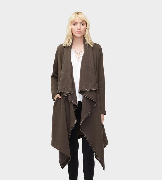 Janni Fleece Blanket Cardigan