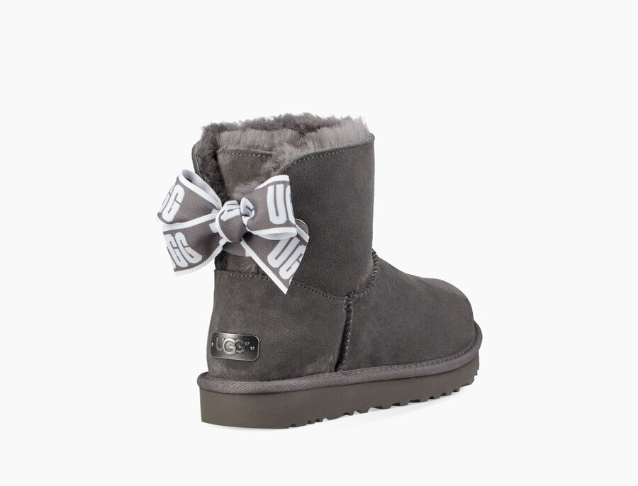 Customizable Bailey Bow Mini Boot - Image 1 of 7