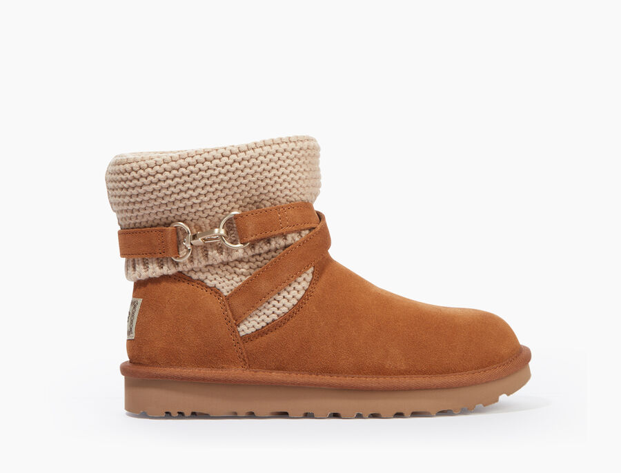 Purl Strap Boot - Image 1 of 6