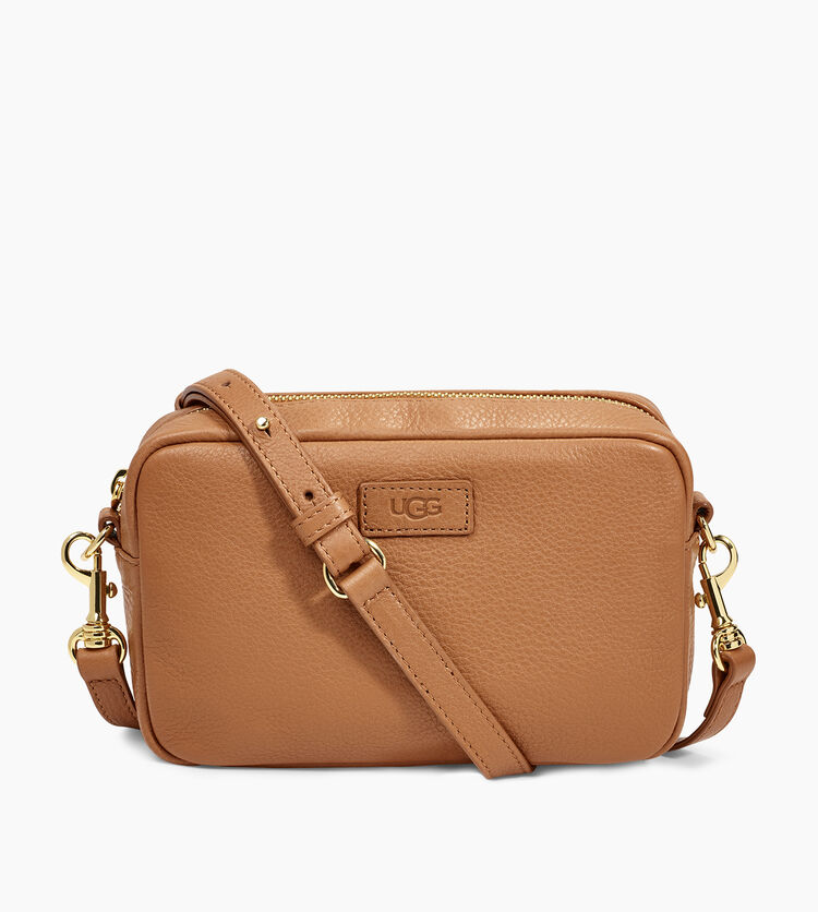 Janey Crossbody Leather