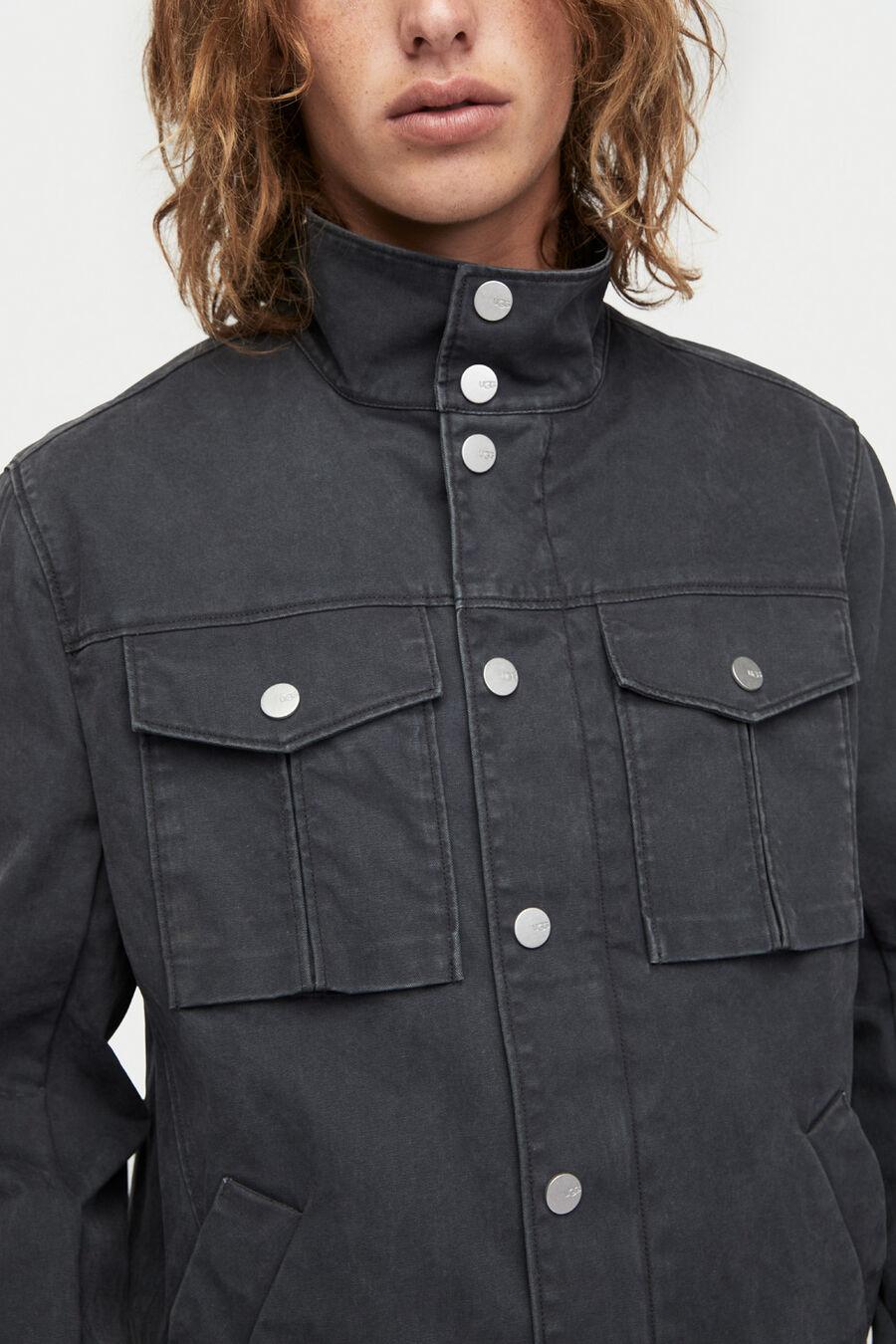 Cohen Waxed Cotton Jacket - Image 4 of 4