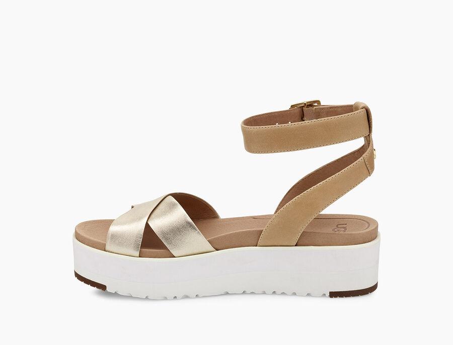 Tipton Metallic Sandal - Image 3 of 6