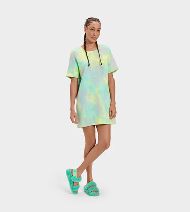Nadia T-Shirt Dress Alternative View