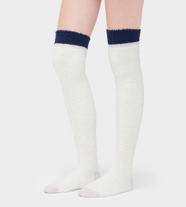 Cozy Over-the-Knee Sock