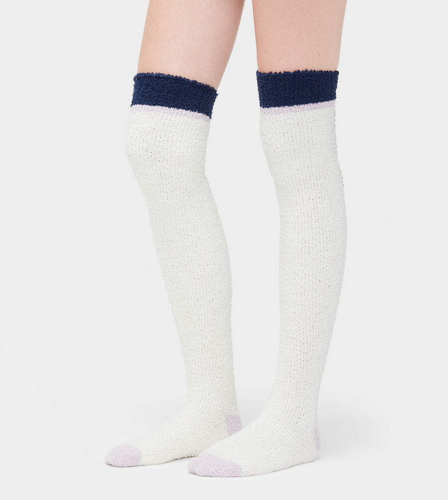Cozy Over-the-Knee Sock - Image 1 of 2