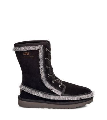 어그 UGG Riki Lace Tall White Mountaineering Boot