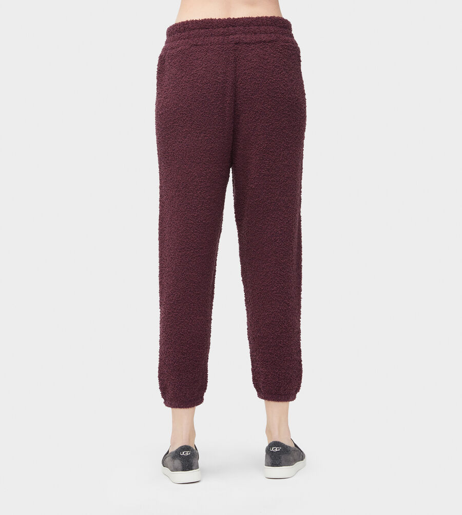 Valentene Fluffy Knit Jogger - Image 2 of 3