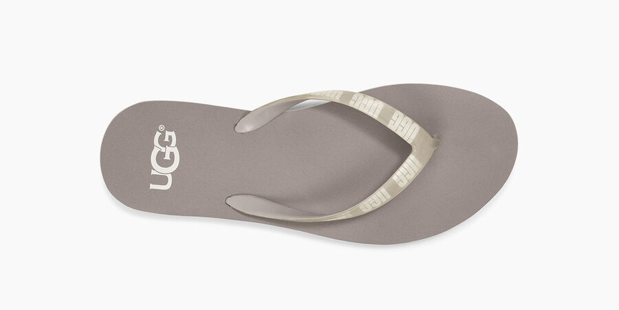 Simi Graphic Flip Flop - Image 5 of 6