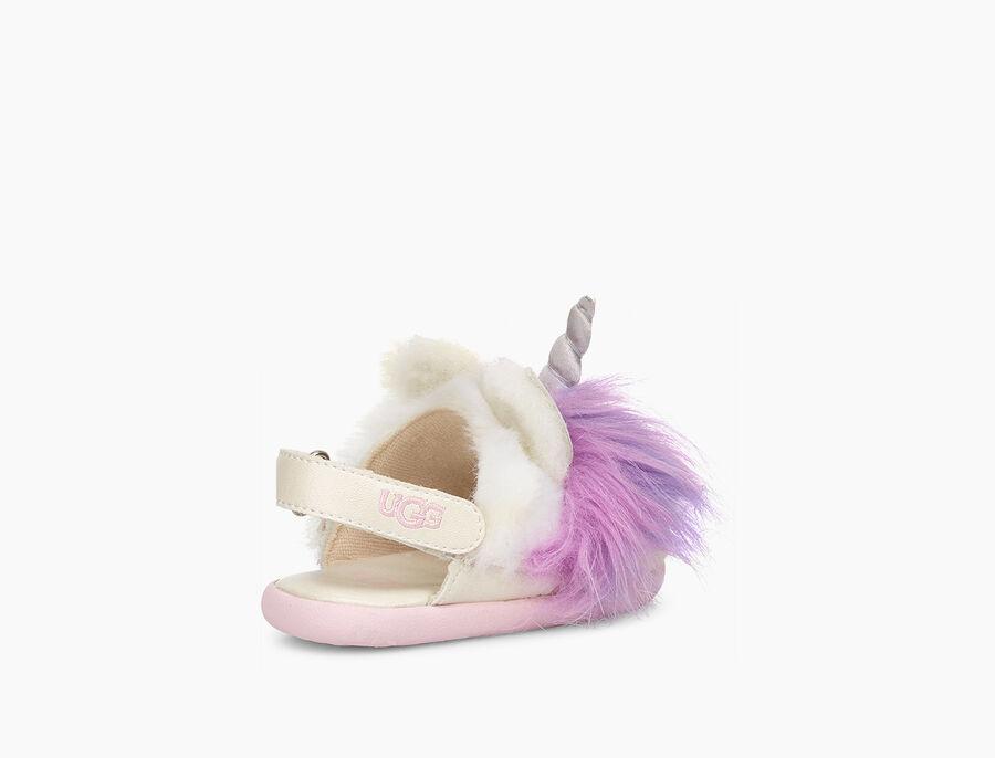 Rainbow Unicorn Sandal - Image 4 of 6