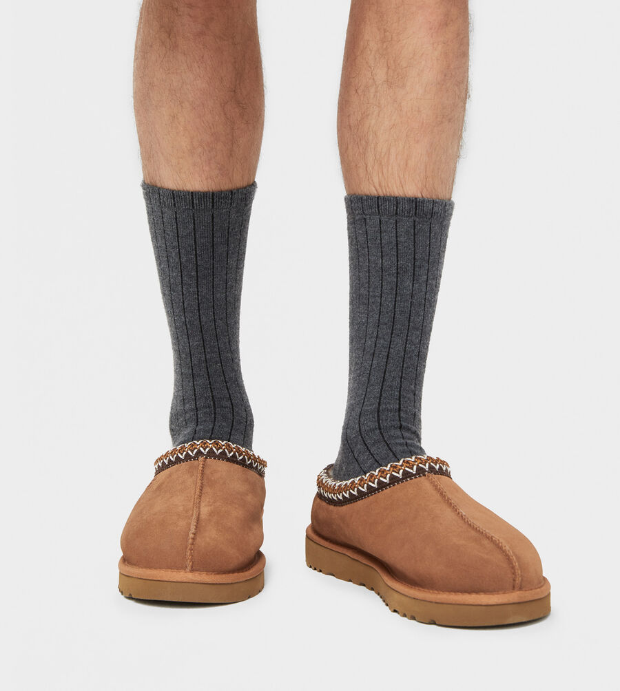 Classic Ribbed Crew Sock - Image 2 of 2