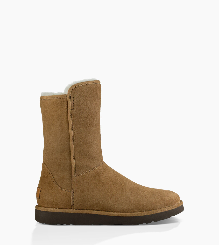 Cheap Ugg Australia Abree Short Ankle Boots Women Nero U241508