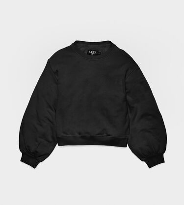 Brook Balloon Sleeve Crewneck