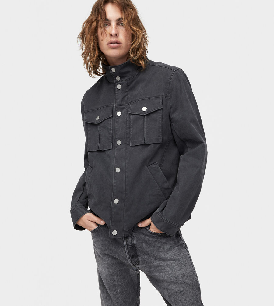 Cohen Waxed Cotton Jacket - Image 1 of 4