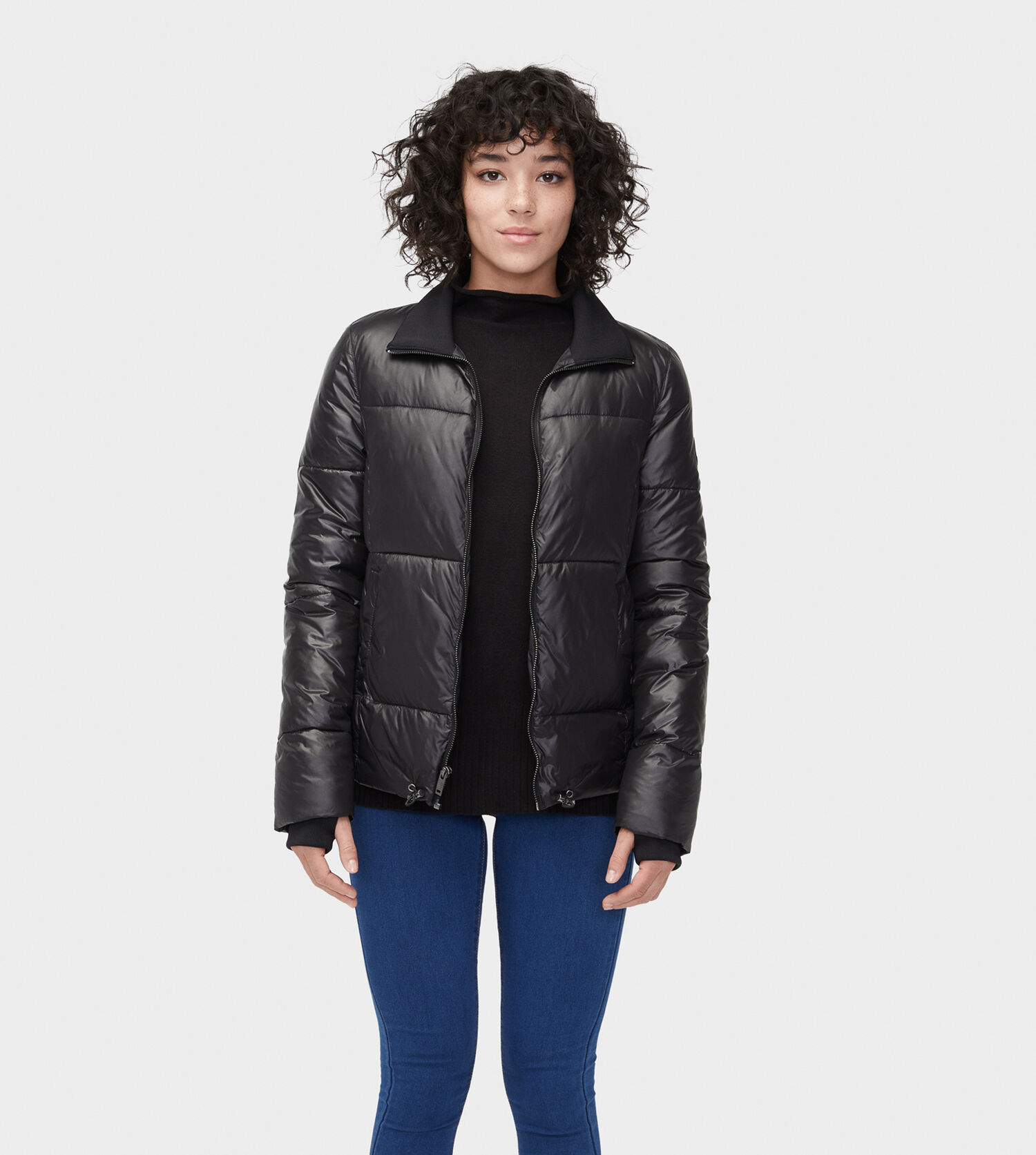 502819b3aa Zoom Izzie Puffer Jacket Nylon - Image 1 of 6