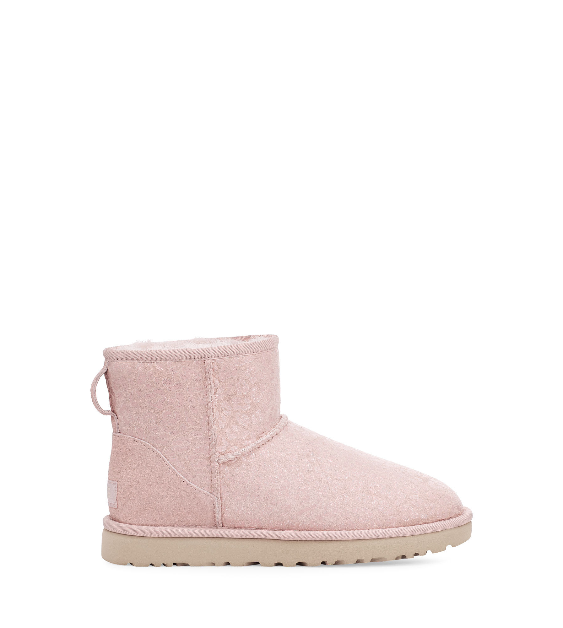 Women's Pink Classic Boots   UGG