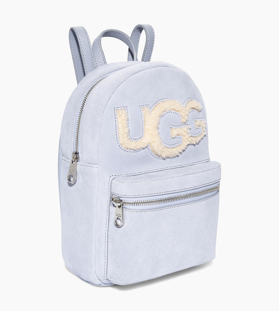 Dannie Mini Backpack Sheepskin - Image 2 of 5