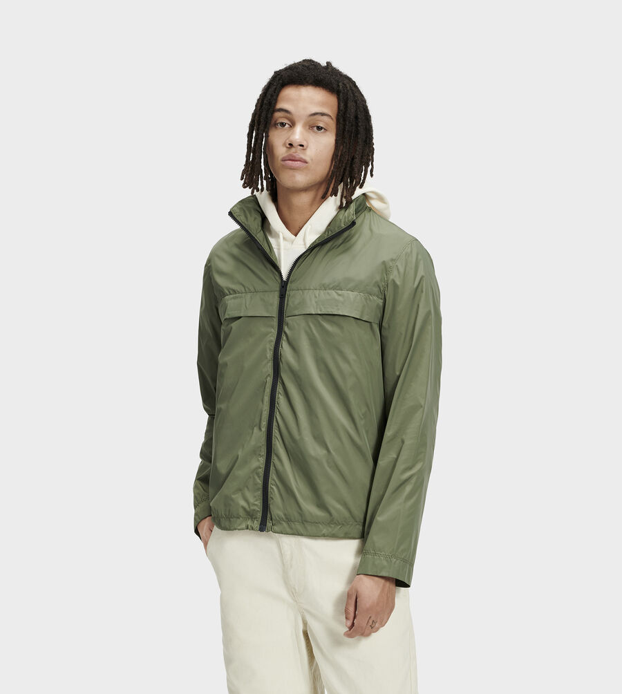 Shawn Packable Zip Up Jacket - Image 1 of 5