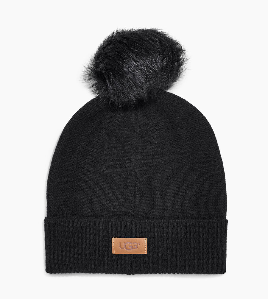 Luxe Pom Hat - Image 1 of 2