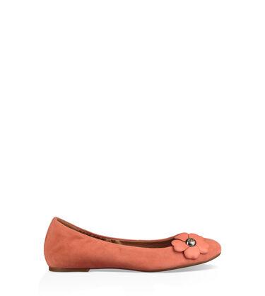 Thea Poppy Ballet Flat