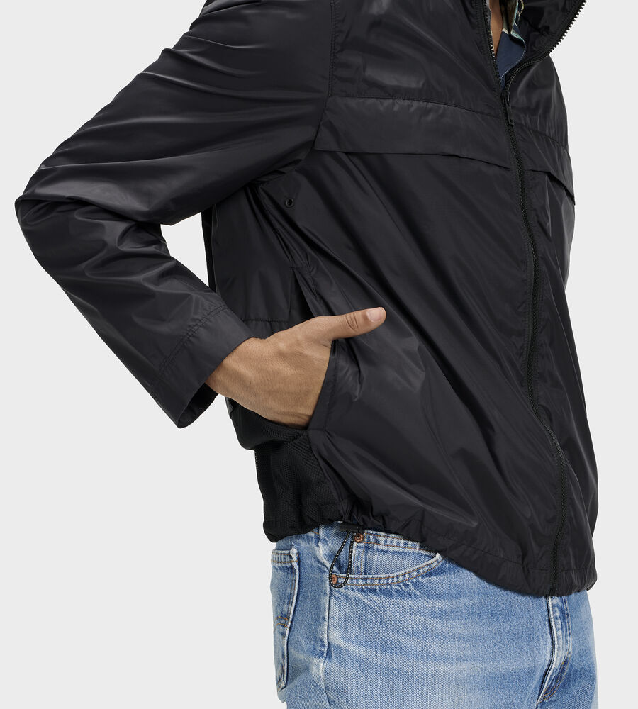 Shawn Packable Zip Up Jacket - Image 3 of 6