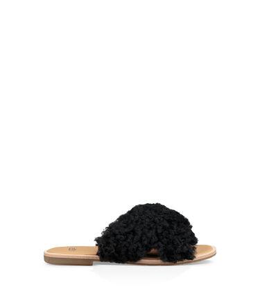 어그 UGG Joni Slide,BLACK