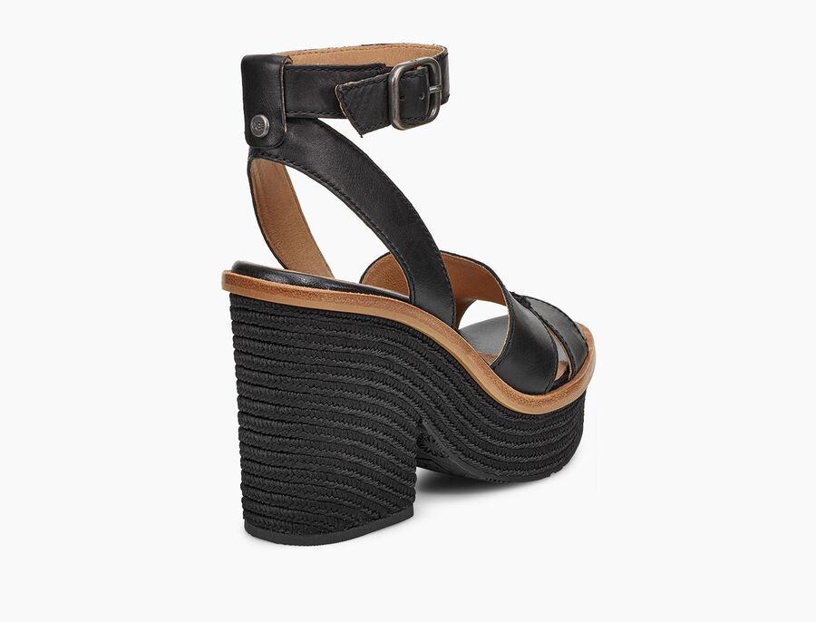 Carine Leather Heel - Image 4 of 6
