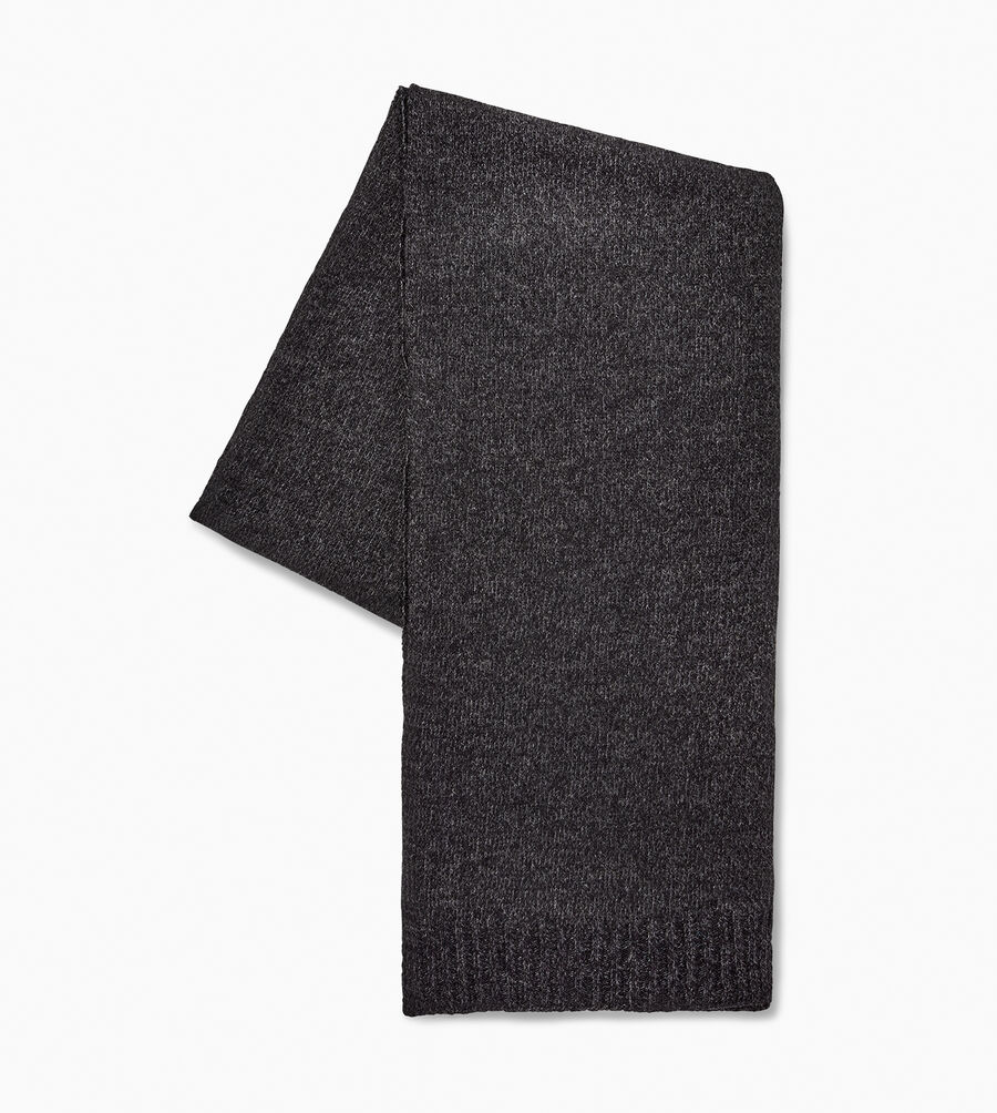 Eastwood Rib Knit Scarf - Image 2 of 2