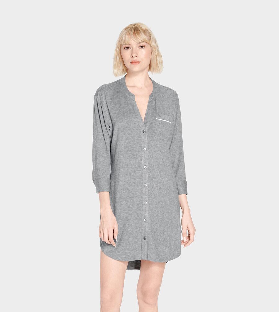 Vivian Knit Sleep Dress - Image 1 of 6