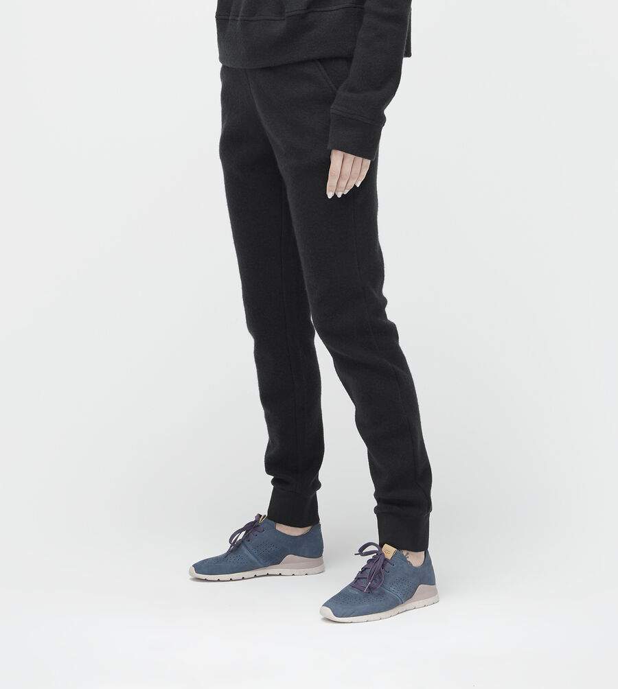 Wool Jersey Knit Joggers - Image 1 of 4