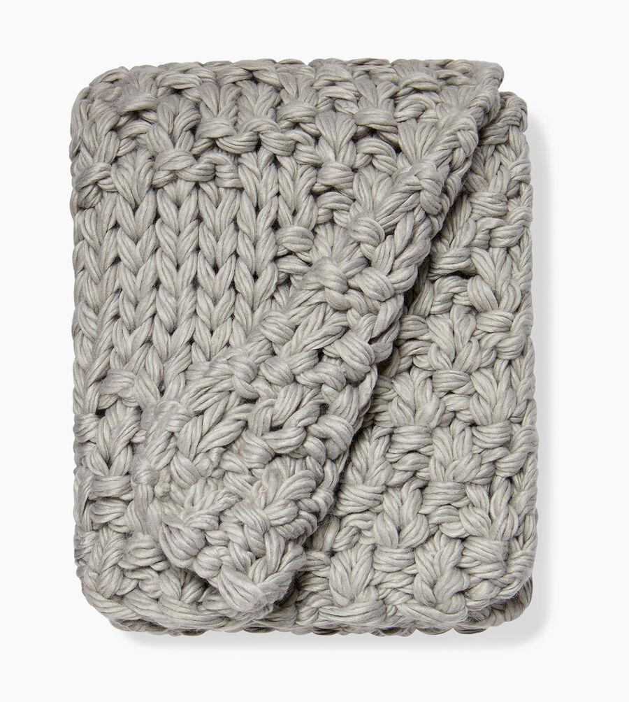 Hava Knit Throw - Image 1 of 3