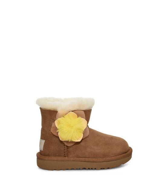 Mini Bailey II Cactus Flower Boot