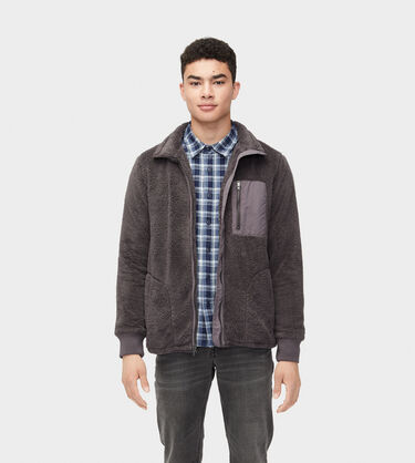 Lucas Sherpa Zip-Up