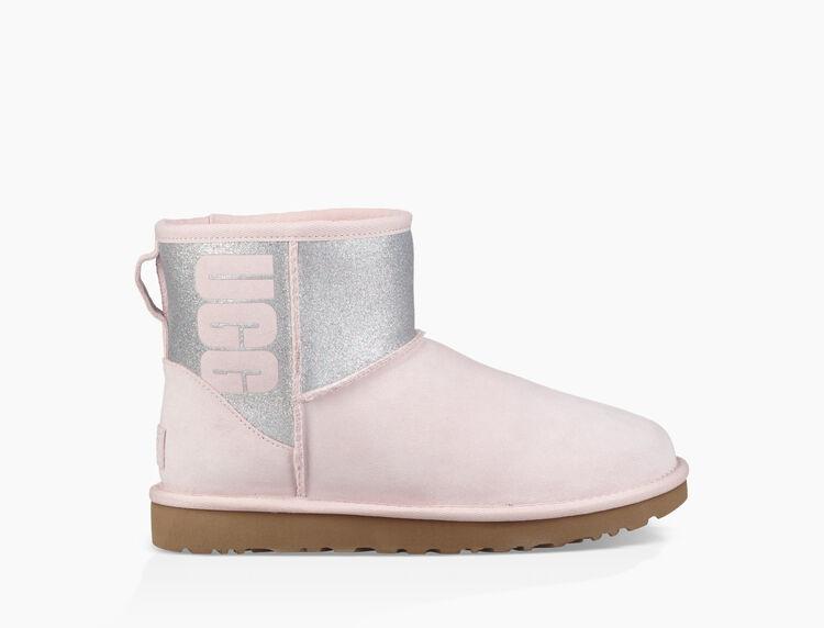 Classic Mini UGG Sparkle Boot