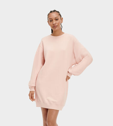 Ariela Balloon Sleeve Dress
