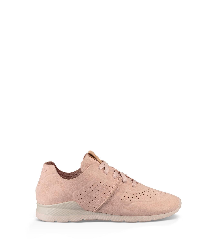 pink ugg sneakers