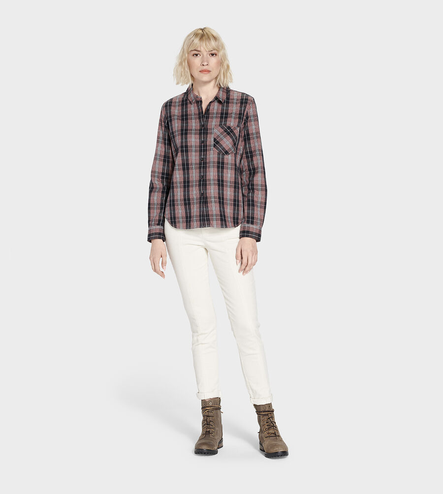 Elin Flannel Shirt - Image 1 of 1