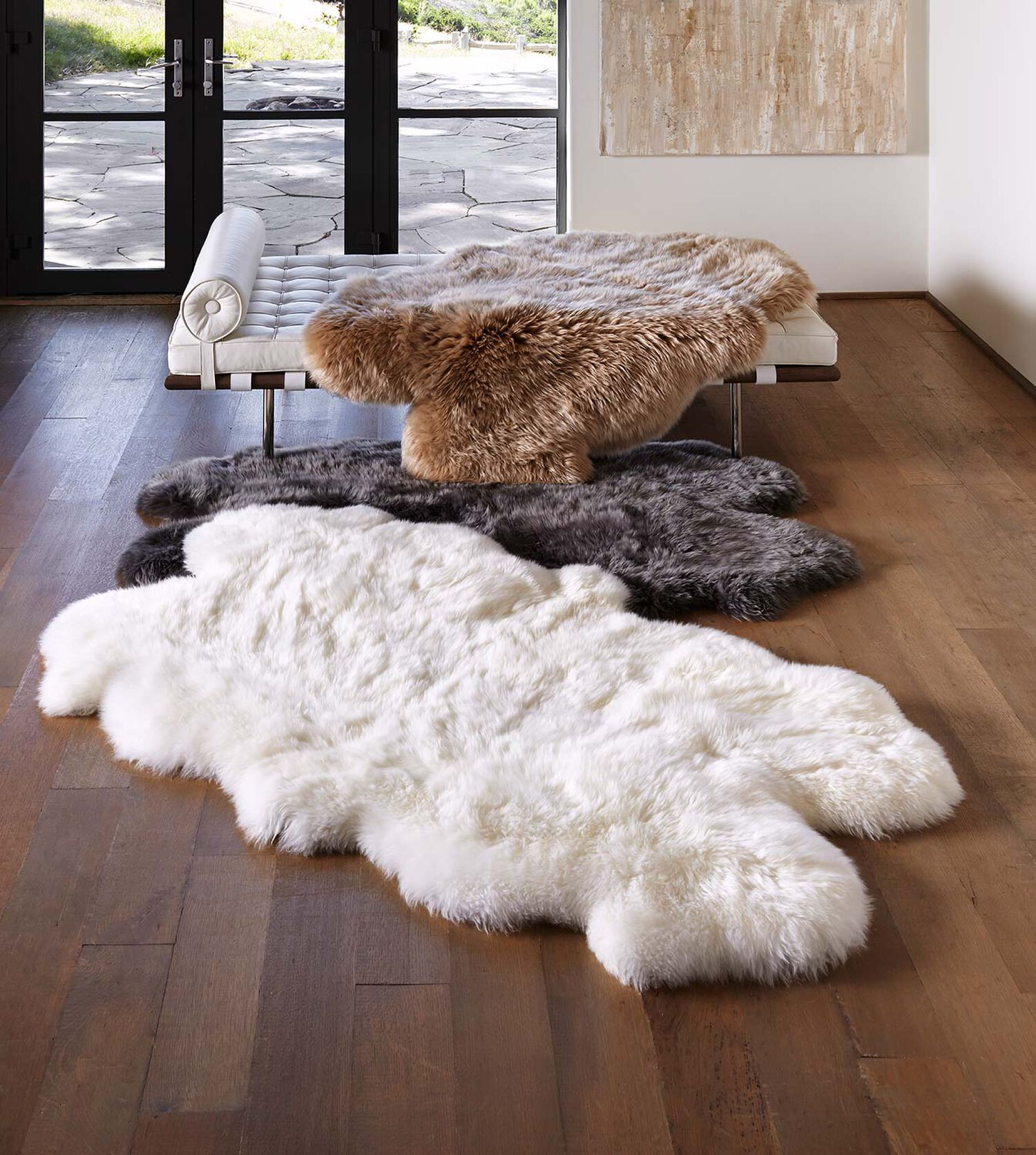 Ugg 174 Sheepskin Area Rug Quarto Free Shipping On Ugg Com