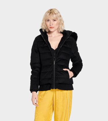 Talia Wool Jacket