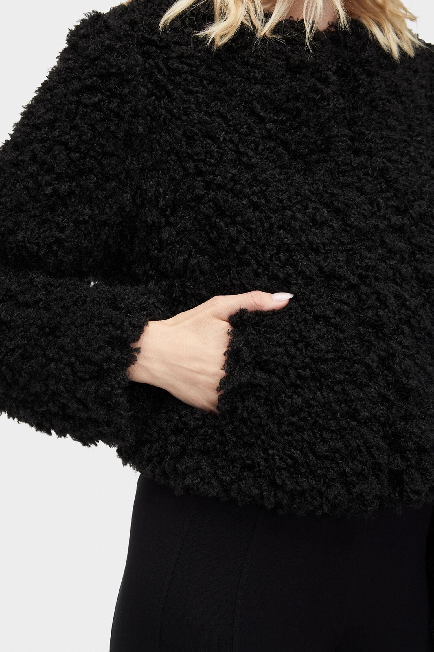 971c2038e48b Zoom Lorrena Faux Fur Jacket - Image 5 of 5