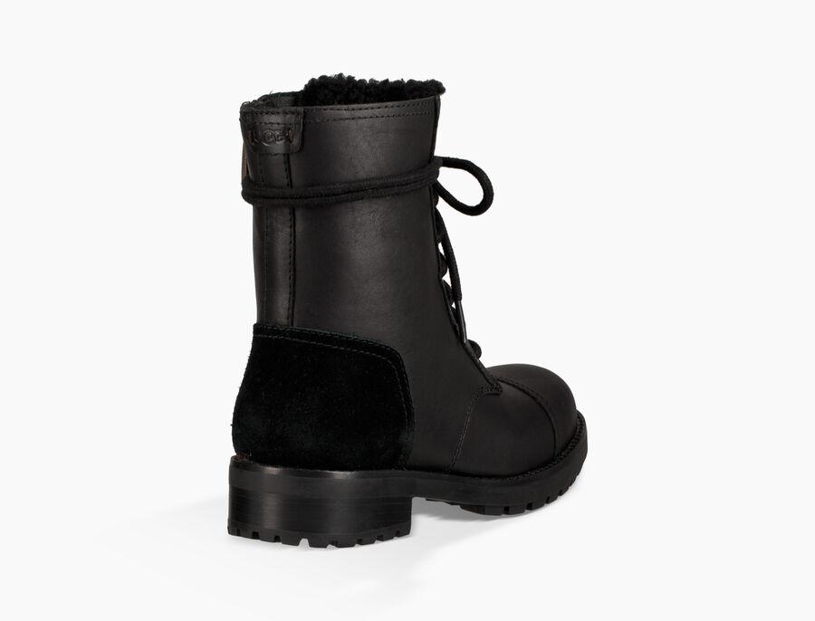 Kilmer Exposed Fur Boot - Image 4 of 6