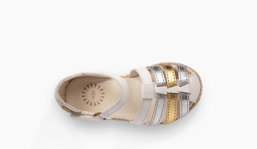 Matilde Metallic Sandal - Image 5 of 6