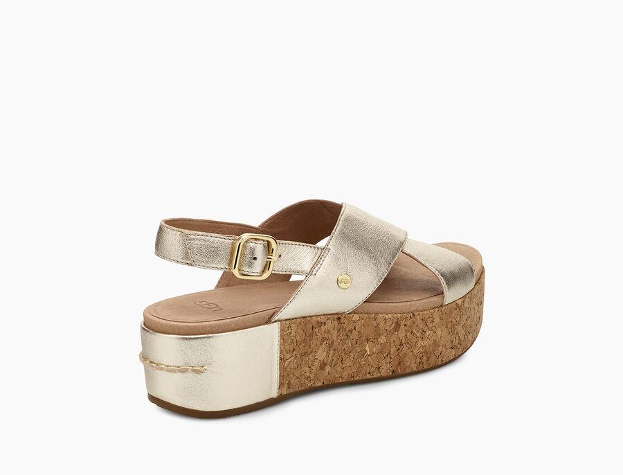 Shoshana Metallic Sandal - Image 4 of 6