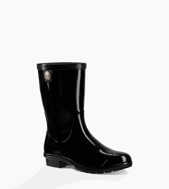 Ugg Sienna Rain Boot Socks Boots White Ugg® Women's Mid Calf