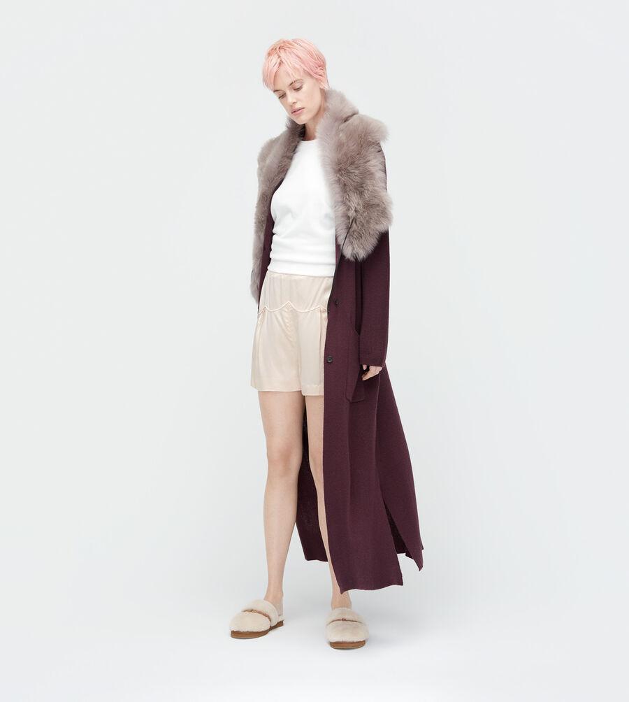 Wool Maxi Boyfriend Cardi - Image 2 of 3
