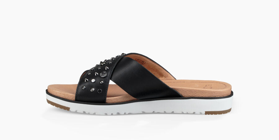 Kari Studded Bling Sandal - Image 3 of 6