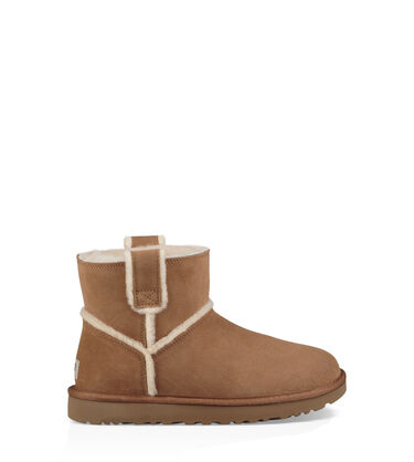 Classic Mini Spill Seam Boot